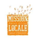 Logo mission locale St gilles